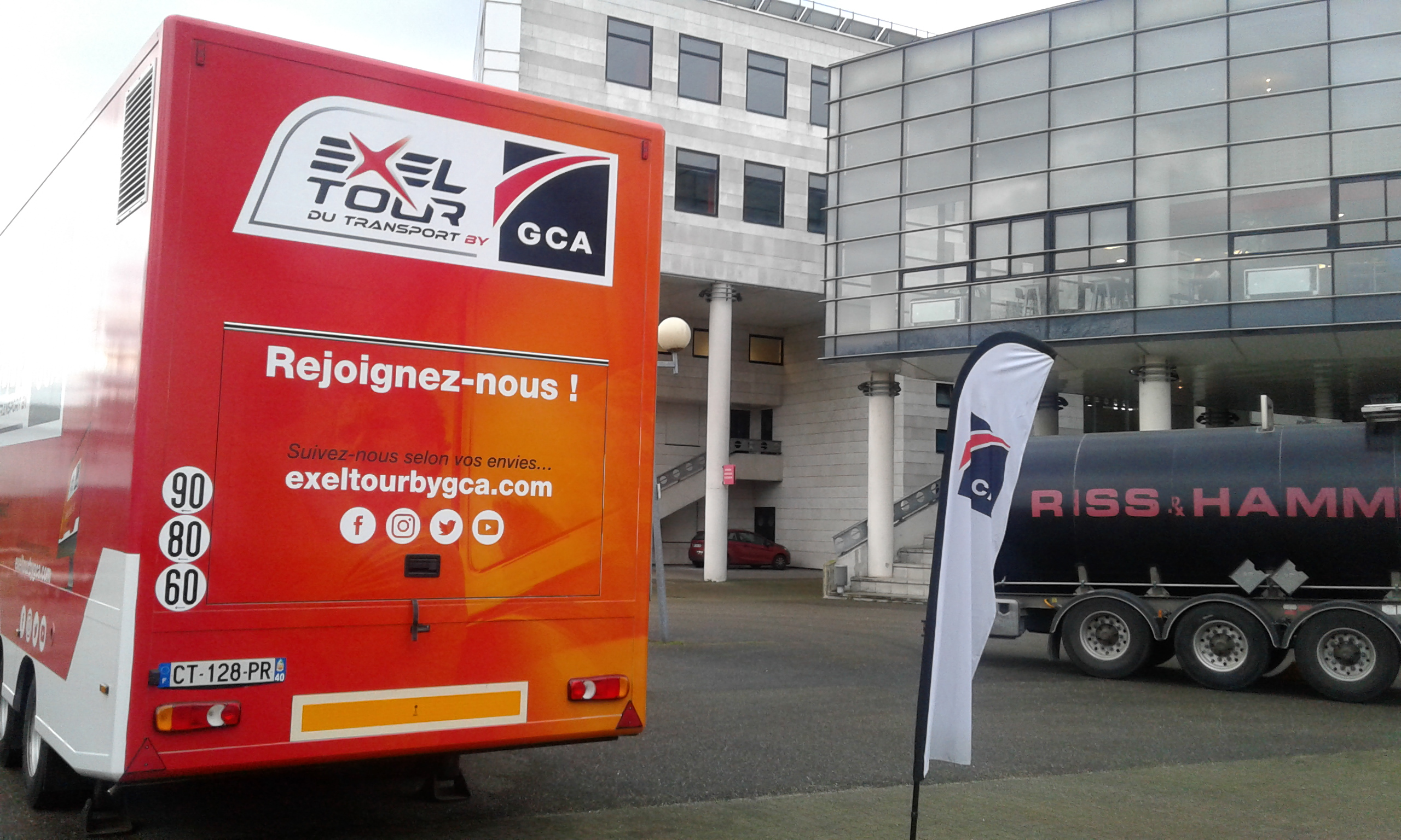 camion EXEL TOUR BY GCA